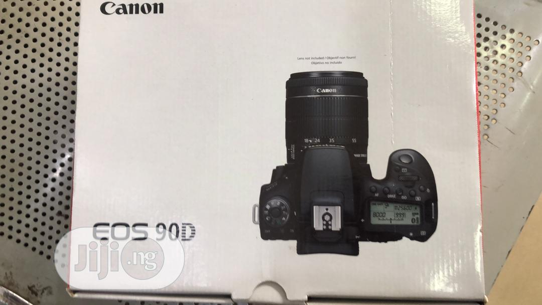 Archive: Canon EOS 90D Body Only