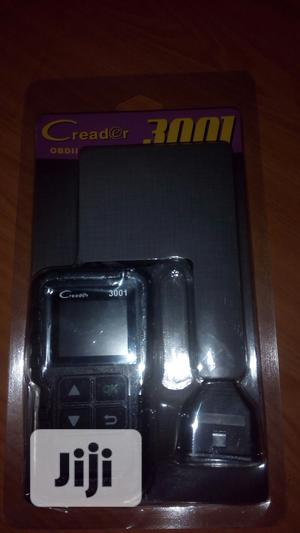 Launch Cr 3001 OBD 11 Car Scanner   Vehicle Parts & Accessories for sale in Lagos State, Ikeja