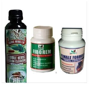 Curative Herbal Drugs for Fibroid, Fallopian Tube Blockage | Vitamins & Supplements for sale in Lagos State, Agege