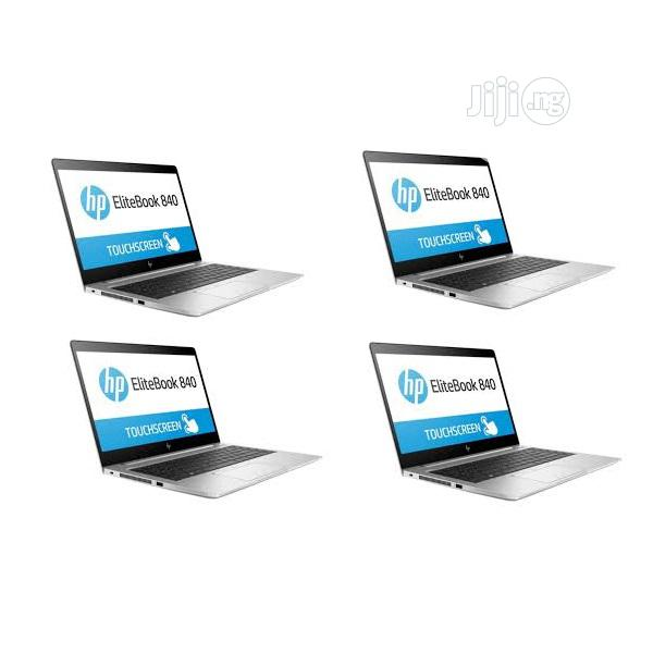 New Laptop HP EliteBook 840 G5 8GB Intel Core i7 HDD 512GB