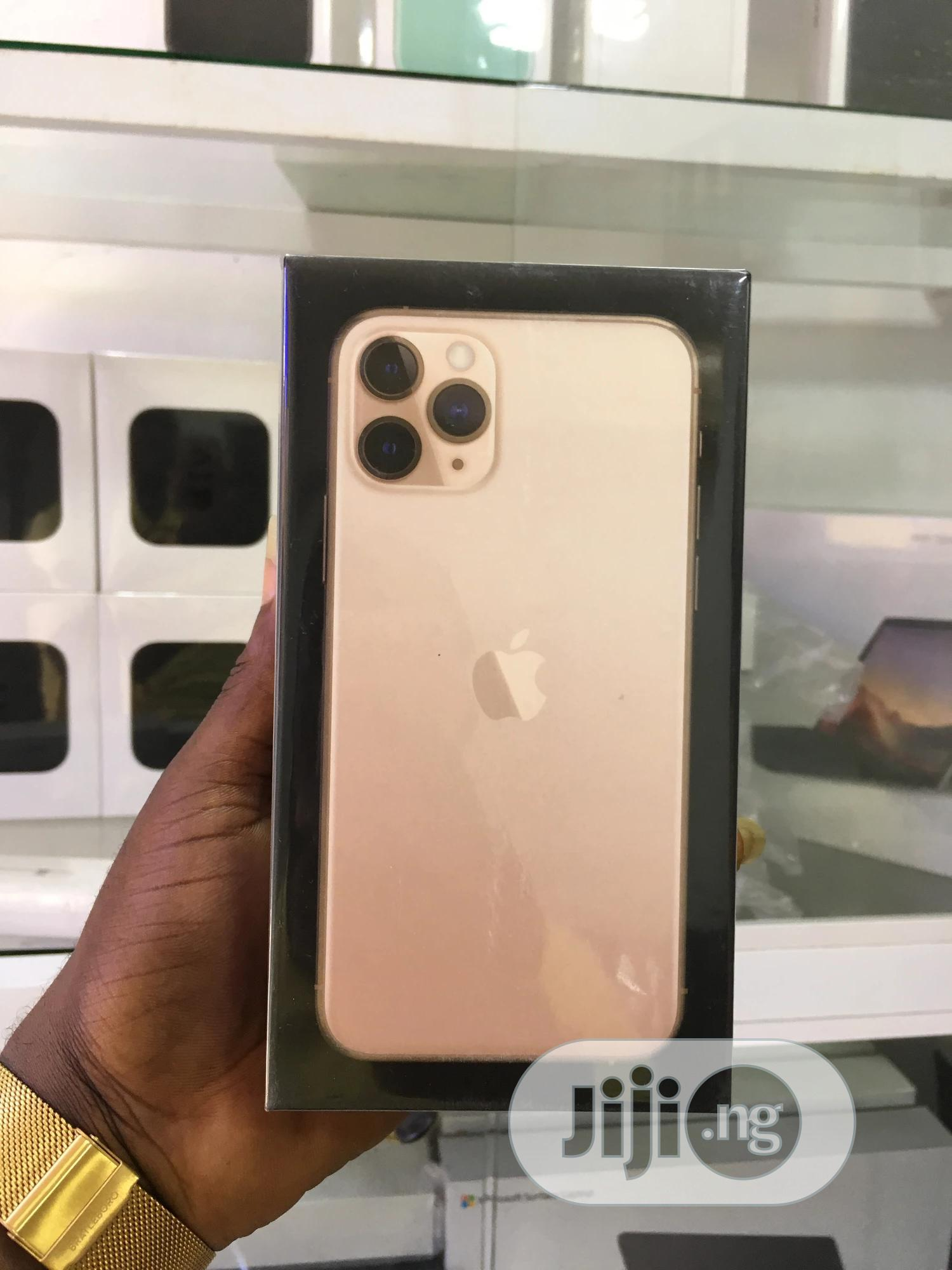 New Apple iPhone 11 Pro 256 GB Gold | Mobile Phones for sale in Ikeja, Lagos State, Nigeria
