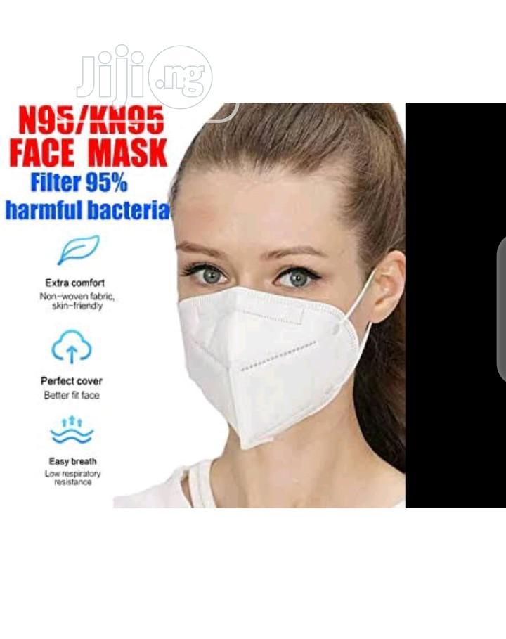 Original N95 (KN95) Grade B Face / Nose Respirator Mask.