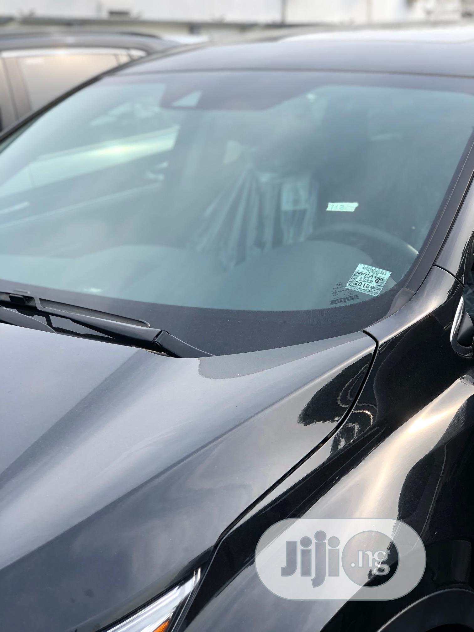 New Honda Accord 2018 Black