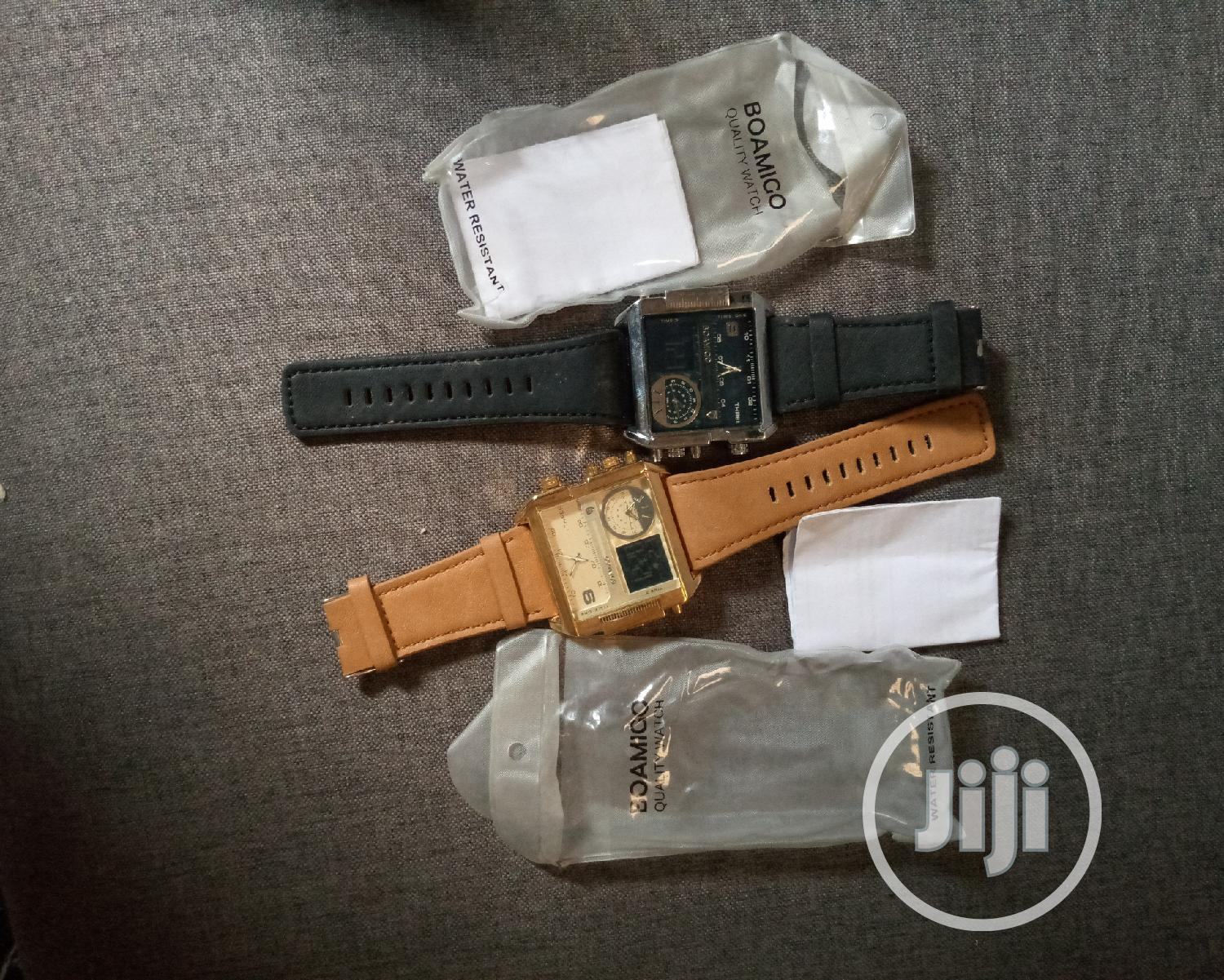 Archive: Big And Bold Wrist Watches