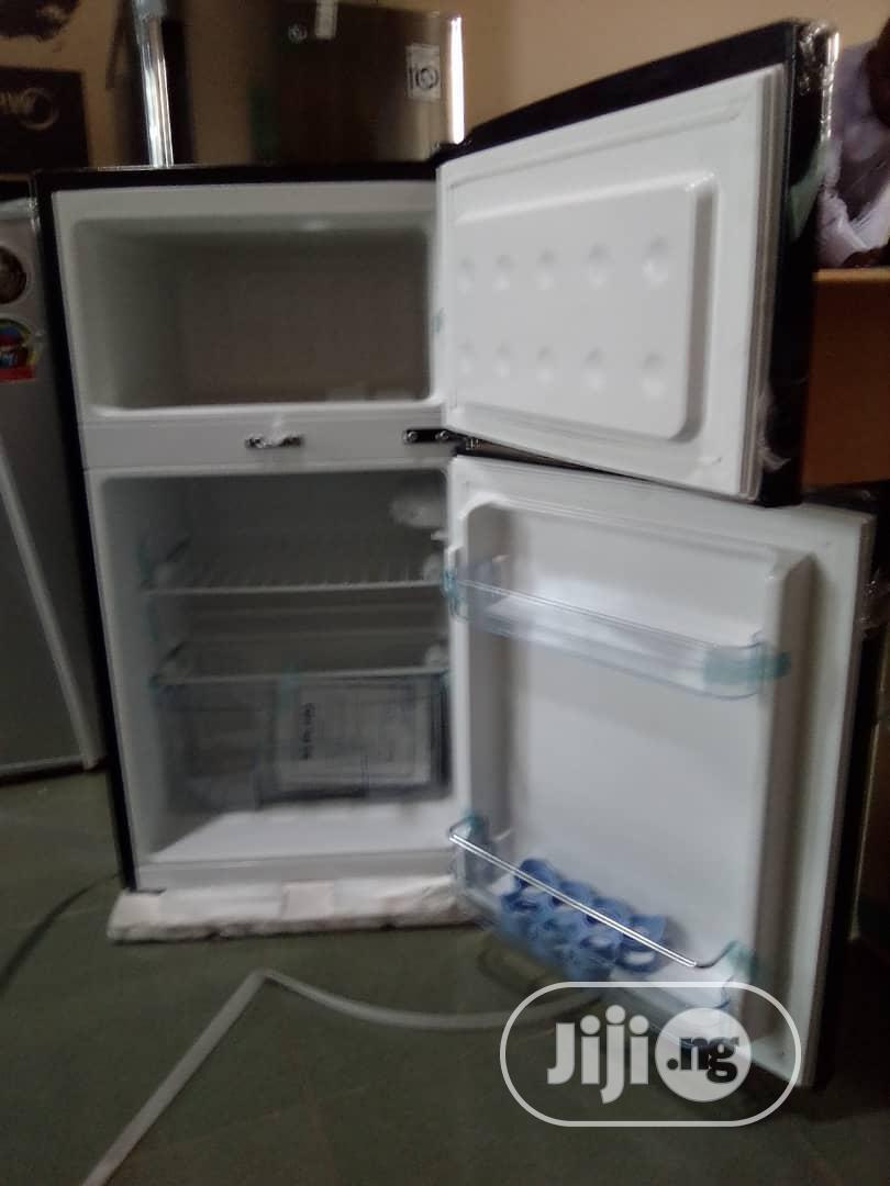 Bruhm Refrigerat Double Door 120L-BRD-120
