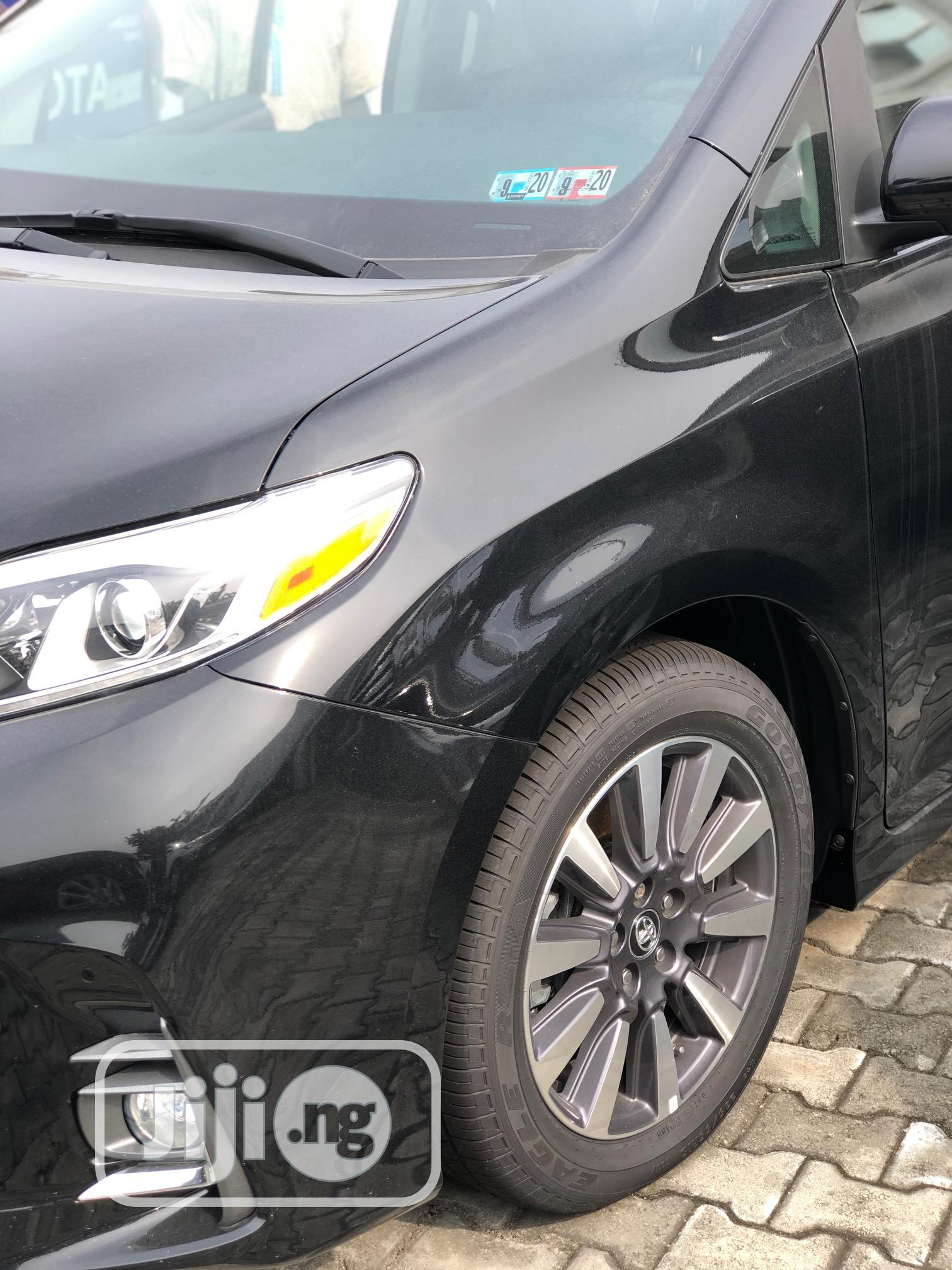 New Toyota Sienna 2020 Black | Cars for sale in Maryland, Lagos State, Nigeria