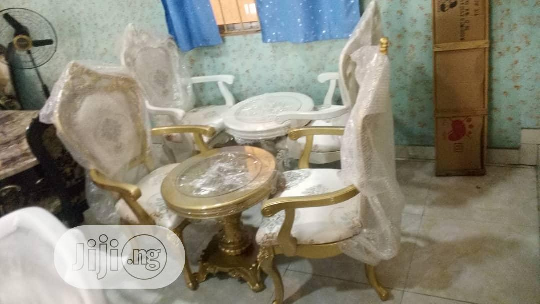 Royal Me And You Console Chairs | Furniture for sale in Ikoyi, Lagos State, Nigeria