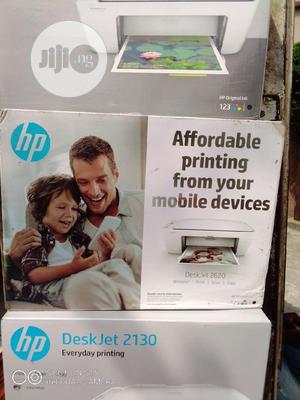 Hp Deskjet Printer 2620 Scan Copy Printe | Printers & Scanners for sale in Lagos State, Lekki