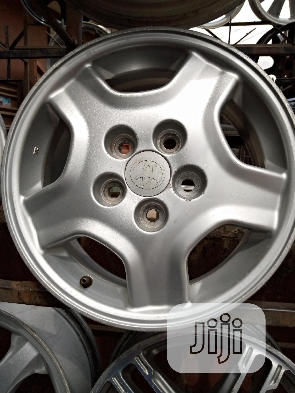 "15""Rim Toyota Camry"