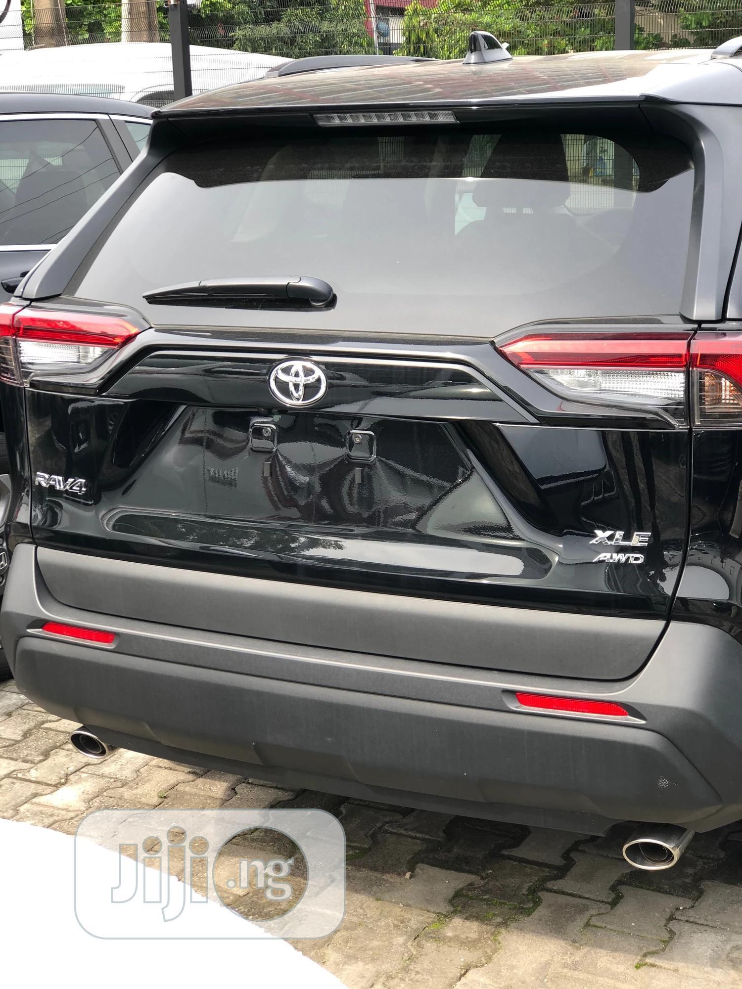New Toyota RAV4 2020 Gray | Cars for sale in Victoria Island, Lagos State, Nigeria
