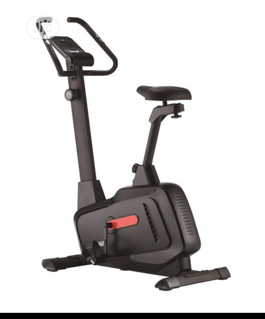 Commercial Magnetic Exercise Bike