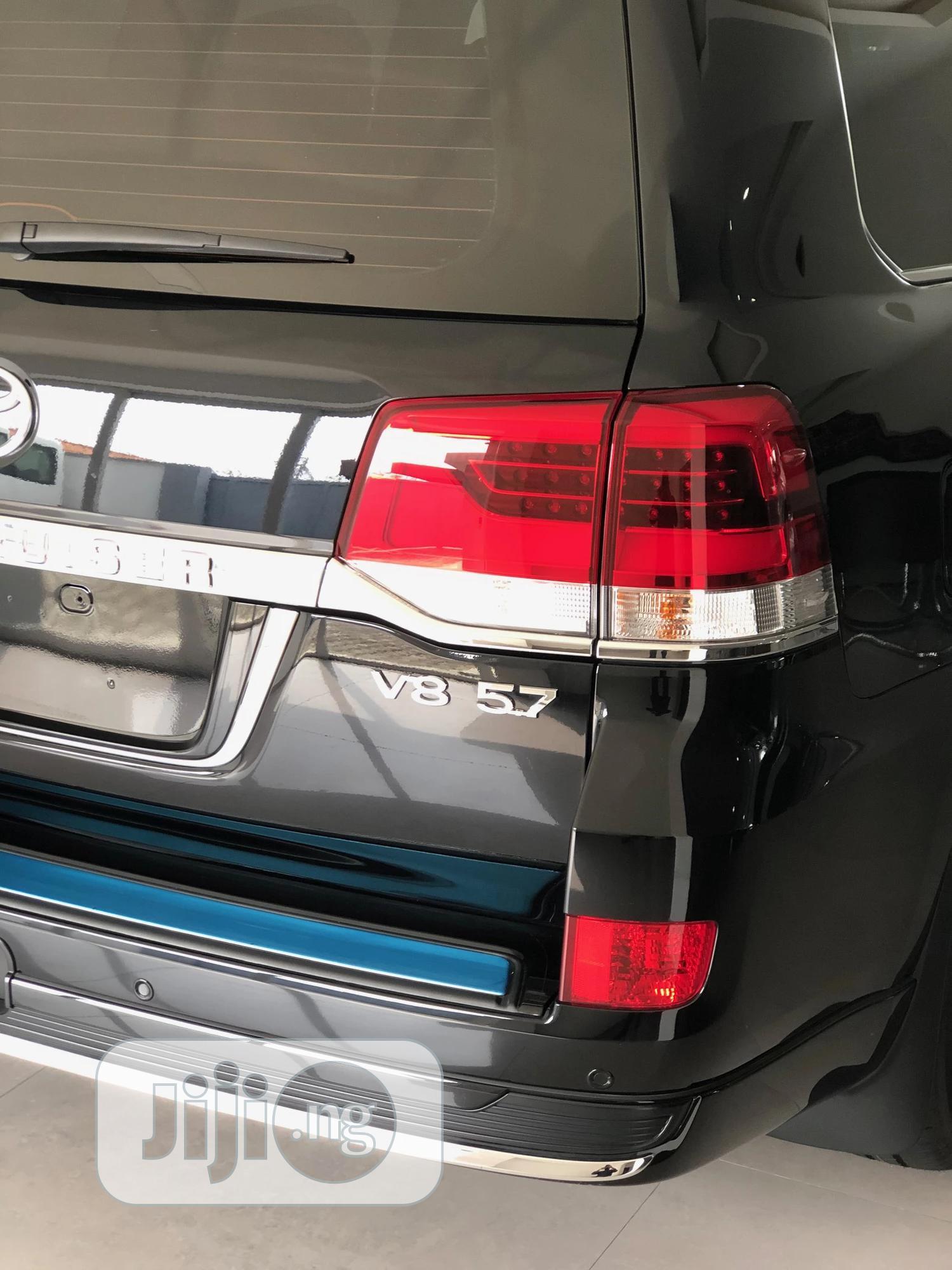 New Toyota Land Cruiser 2020 Black | Cars for sale in Victoria Island, Lagos State, Nigeria