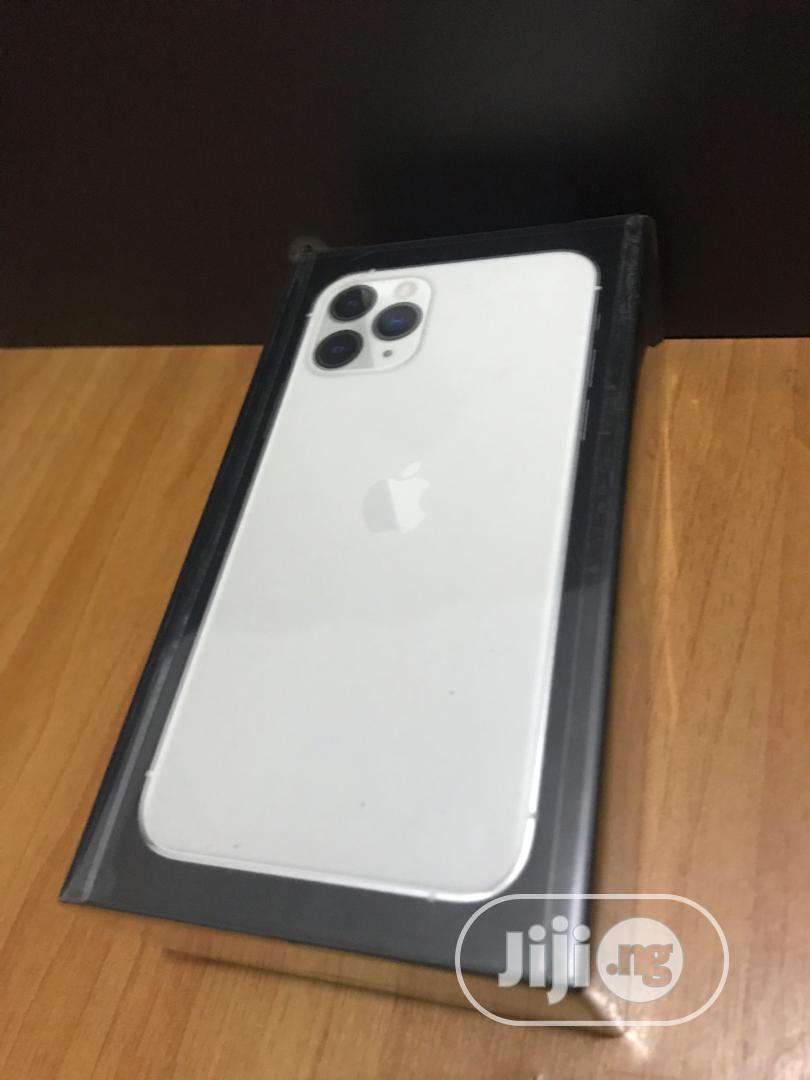 New Apple iPhone 11 Pro 256 GB Silver