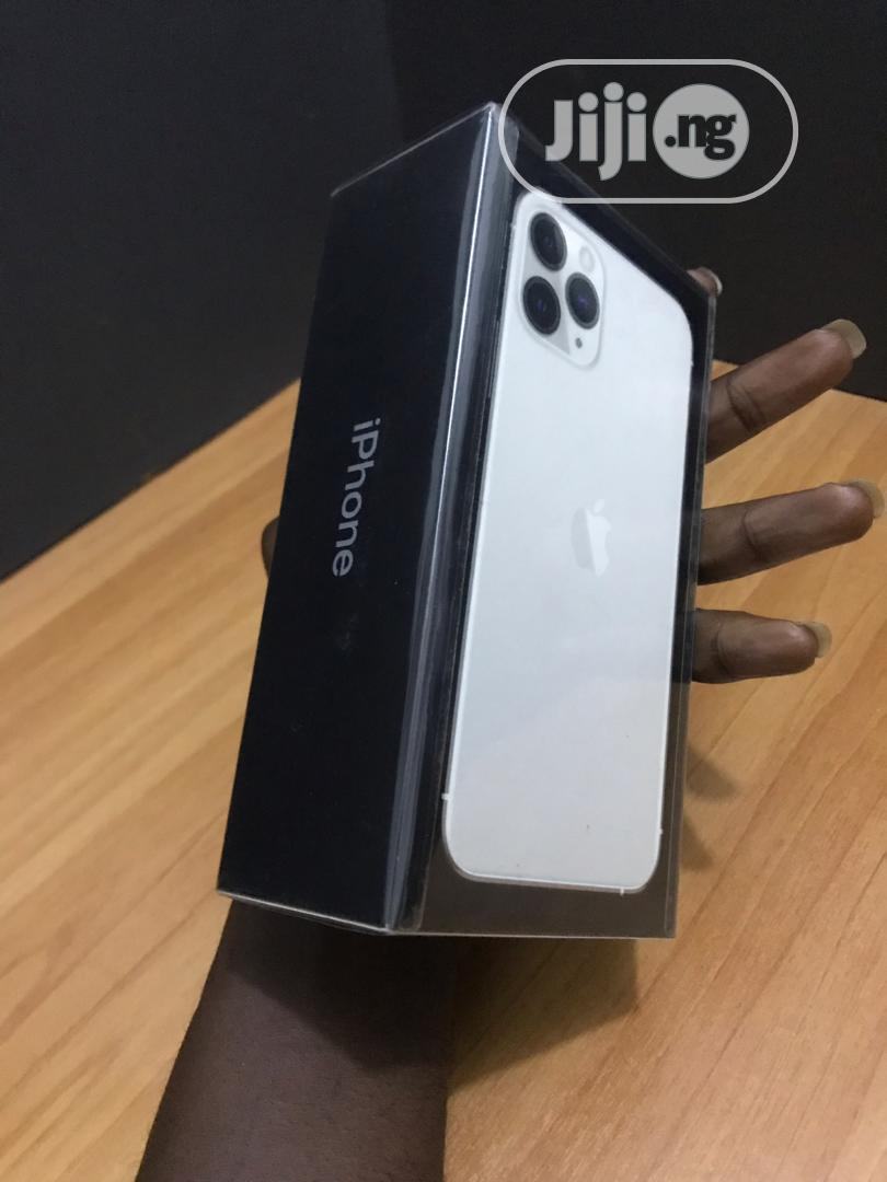 New Apple iPhone 11 Pro 256 GB Silver   Mobile Phones for sale in Surulere, Lagos State, Nigeria