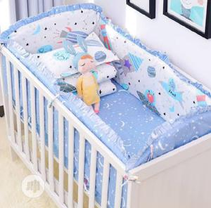 Baby Cot Complete Beddings   Children's Furniture for sale in Lagos State, Victoria Island