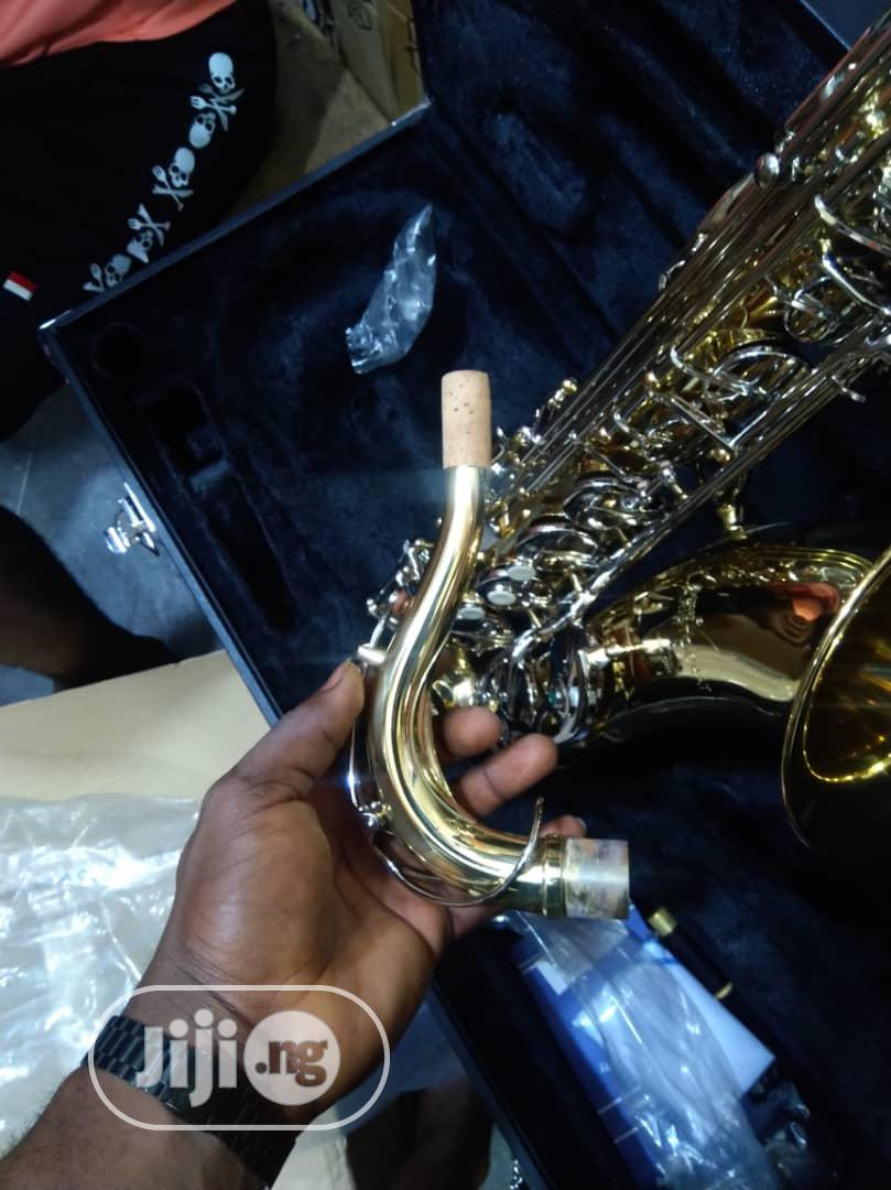 Yamaha Alto Saxophone | Musical Instruments & Gear for sale in Ojo, Lagos State, Nigeria