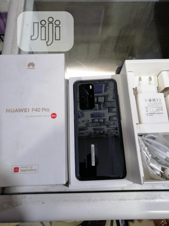 New Huawei P30 Lite 256 GB Black