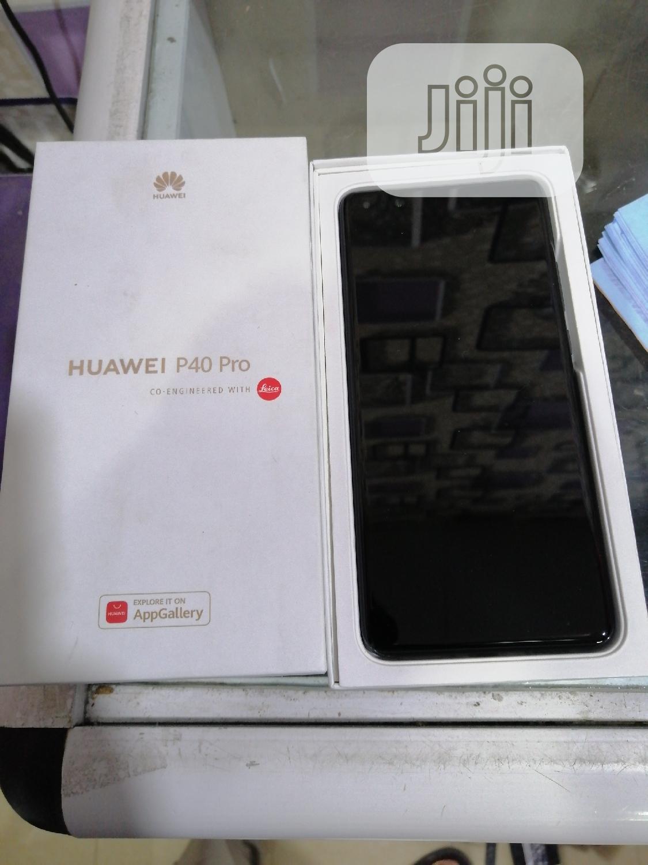 New Huawei P30 Lite 256 GB Black | Mobile Phones for sale in Ikeja, Lagos State, Nigeria