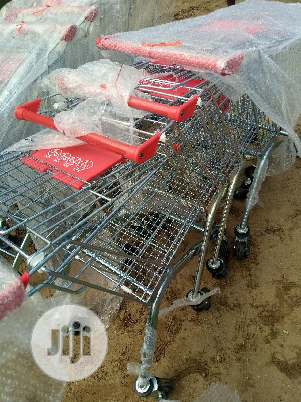 Trolley Supermarket