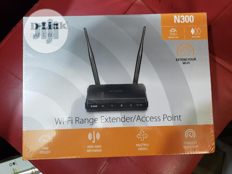 D-link Wi-fi Range Extender /Access Point Dap-1360