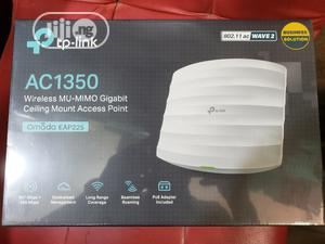 Tp-Link Ac1350 Wireless Mu-Mimo Gigabit Ceiling Mount Access Point Eap | Networking Products for sale in Lagos State, Ikeja