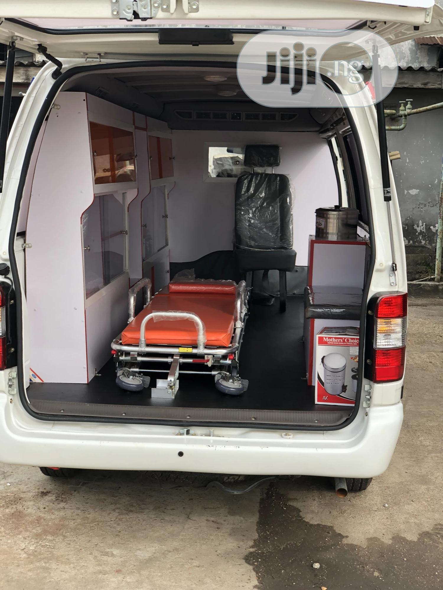 Jincheng Ambulance   Buses & Microbuses for sale in Oshodi, Lagos State, Nigeria