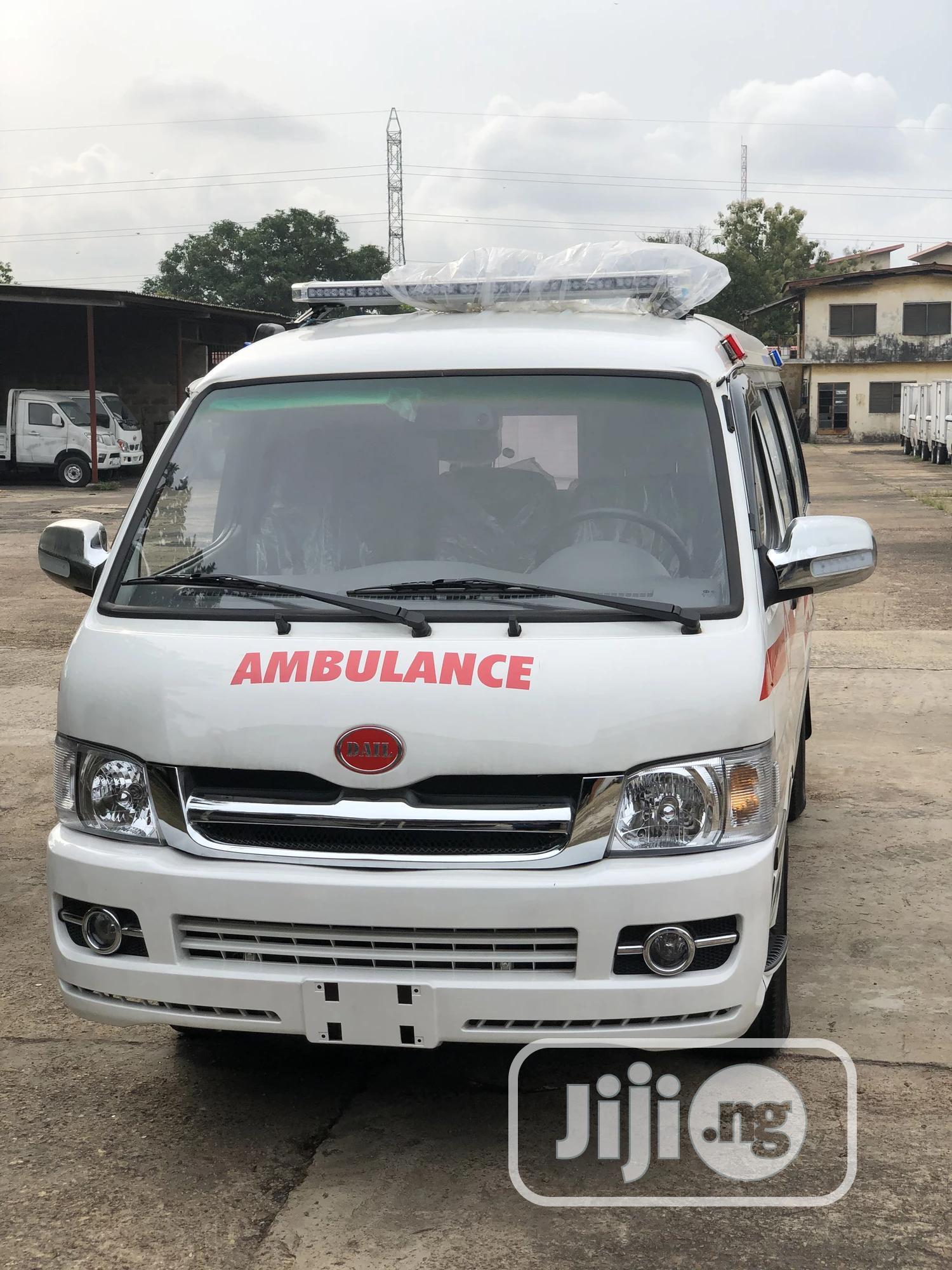 Jincheng Ambulance