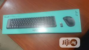 Logitech Wireless Keyboard and Mouse Combo MK220   Computer Accessories  for sale in Lagos State, Ikeja