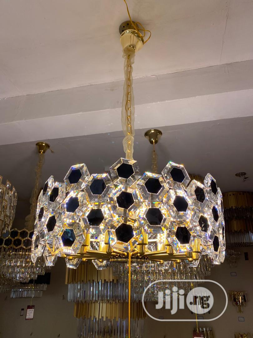 Luxurious Chandelier For Your Sitting Room