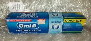 ORAL B TOOTHPASTE (Imported) - 158g   Bath & Body for sale in Lagos State, Ikotun/Igando