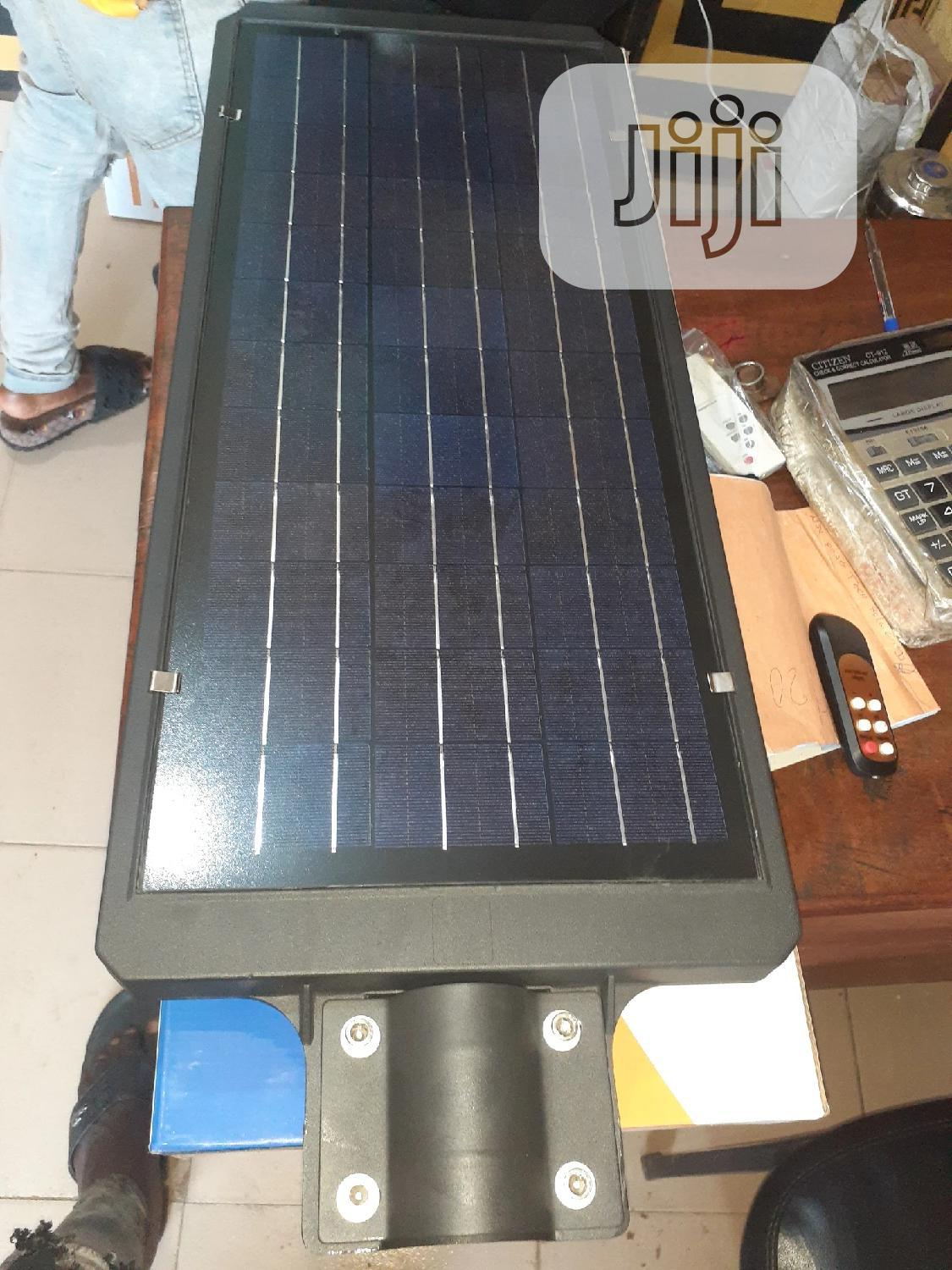 120w All in One Solar Street Lights Available | Solar Energy for sale in Ojo, Lagos State, Nigeria