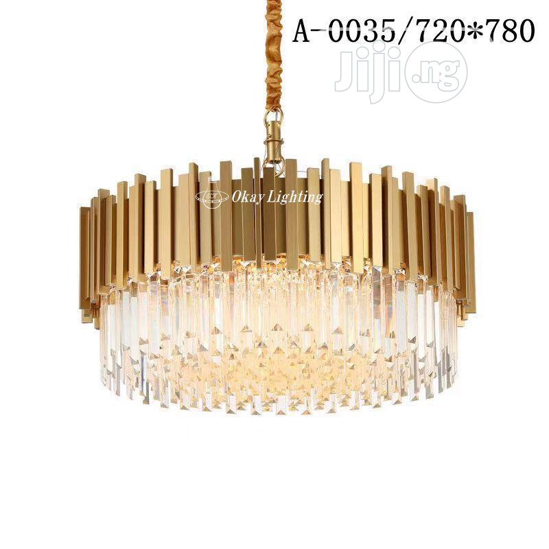 Original Luxurious Chandelier For Your Sitting Room