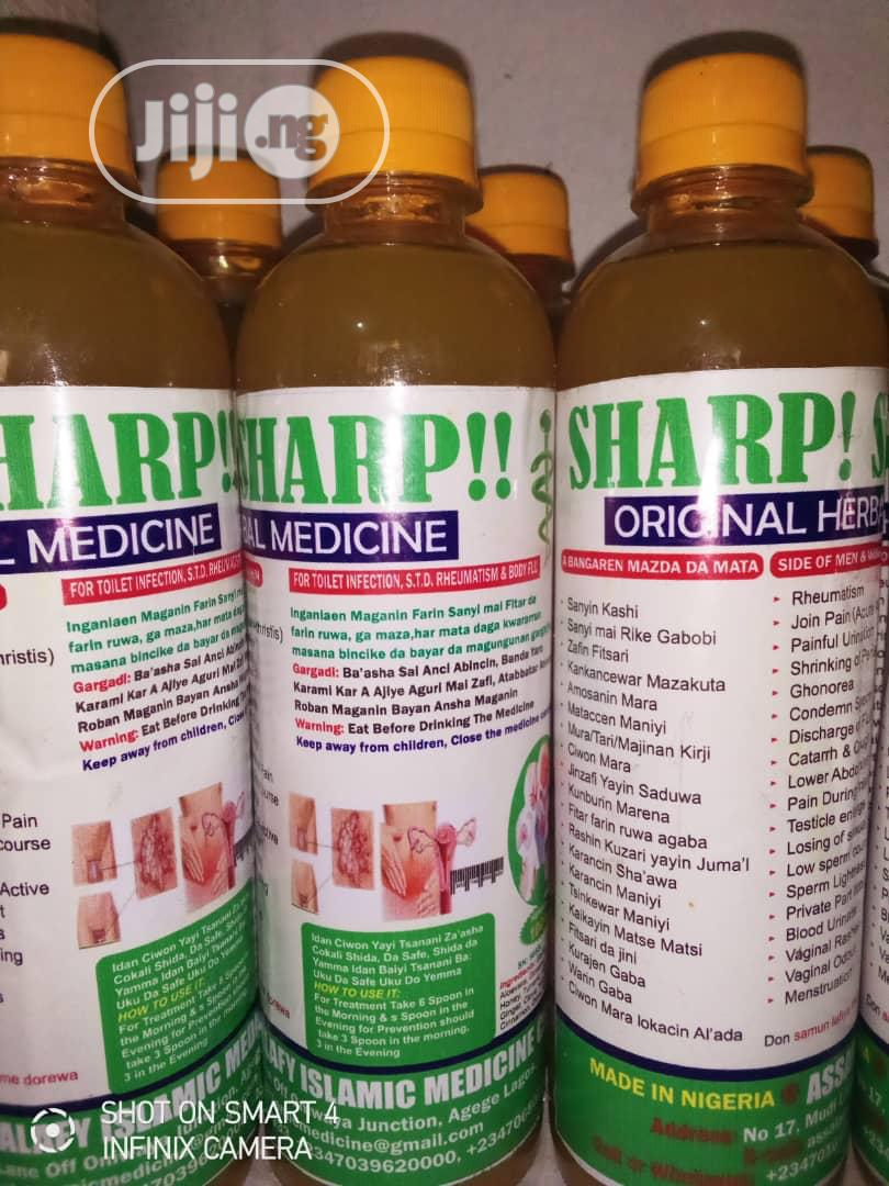 Sharp Herbal Medicine