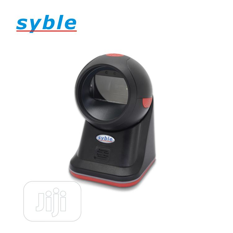 2D Omnidirectional Table Top Barcode Scanner