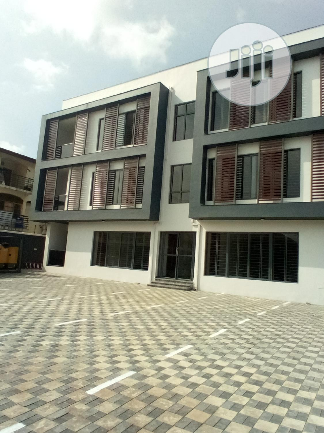 3bedroom Luxury Apartment With Boys Quarters For Sale