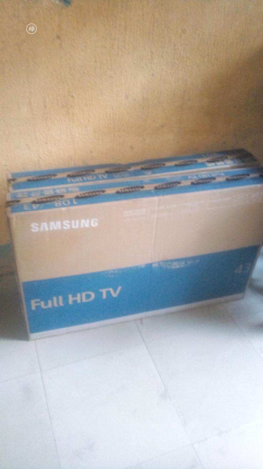 Samsung 43 Inches LED TV