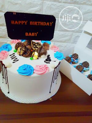 Blazing Cake and Cupcakes   Meals & Drinks for sale in Lagos State, Ikeja