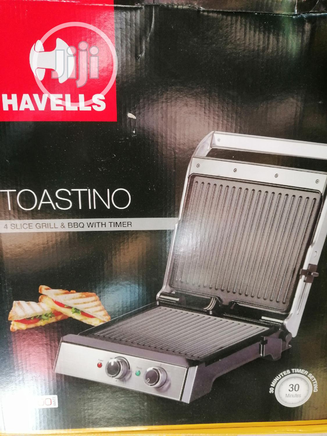 Archive: Havells Toaster&Grill