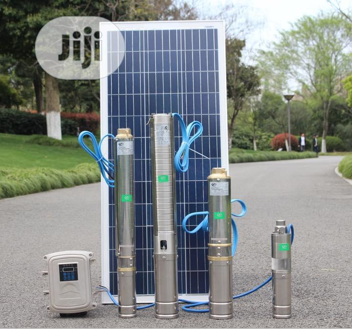 Solar Powered Water Pumps | Solar Energy for sale in Central Business Dis, Abuja (FCT) State, Nigeria