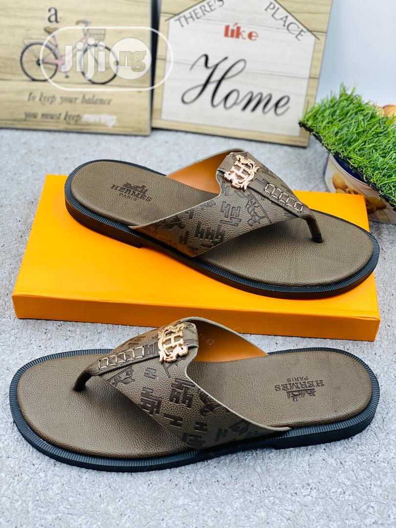Latest Slippers for Mature Men, | Shoes for sale in Lagos Island (Eko), Lagos State, Nigeria