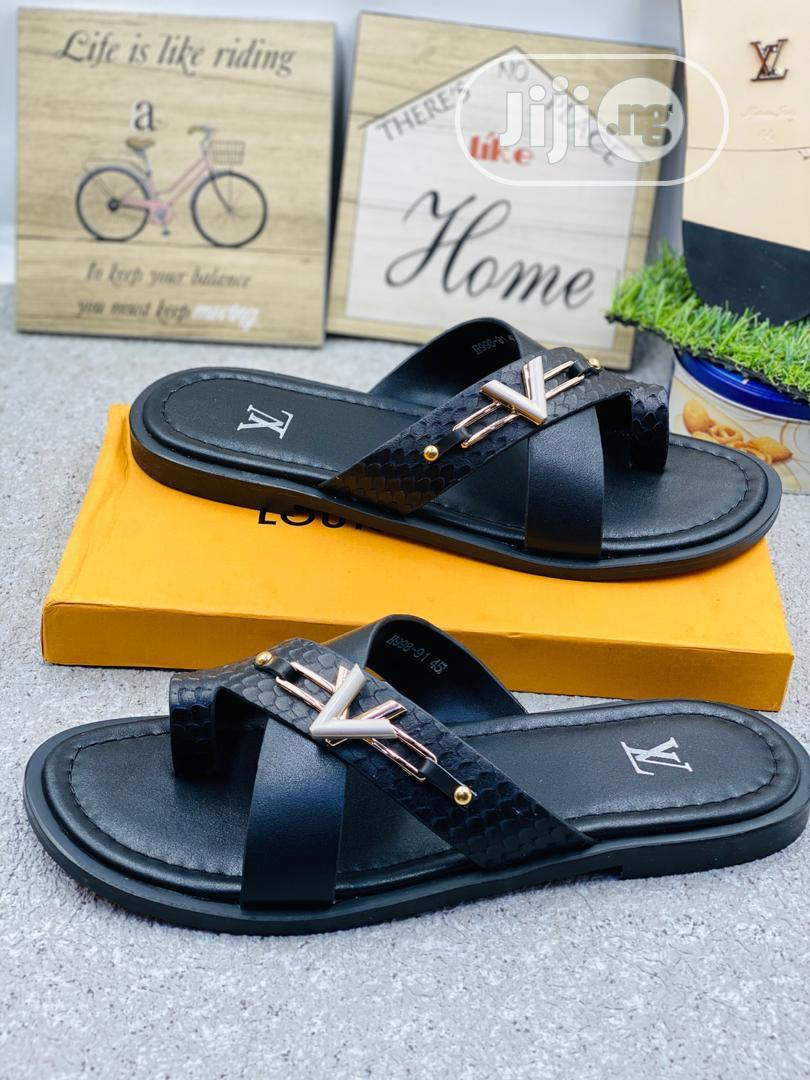 Latest Slippers for Mature Men,