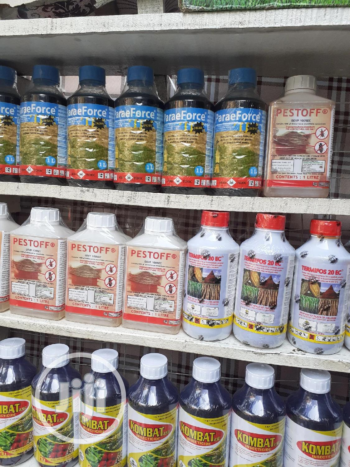 1liters Chemical | Feeds, Supplements & Seeds for sale in Lagos Island (Eko), Lagos State, Nigeria