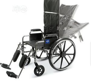 Wheel Chair | Medical Supplies & Equipment for sale in Lagos State, Lagos Island (Eko)