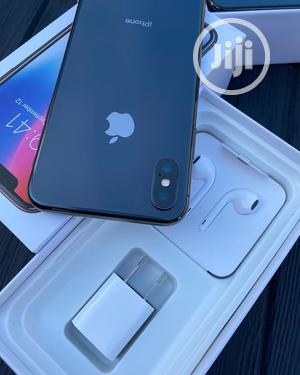 Apple iPhone X 64 GB Gray   Mobile Phones for sale in Lagos State, Ikeja