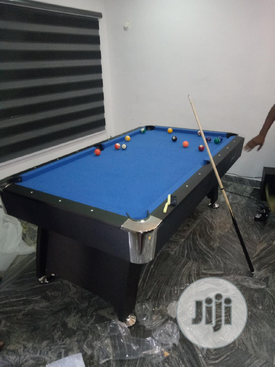Archive: Snooker Board Table