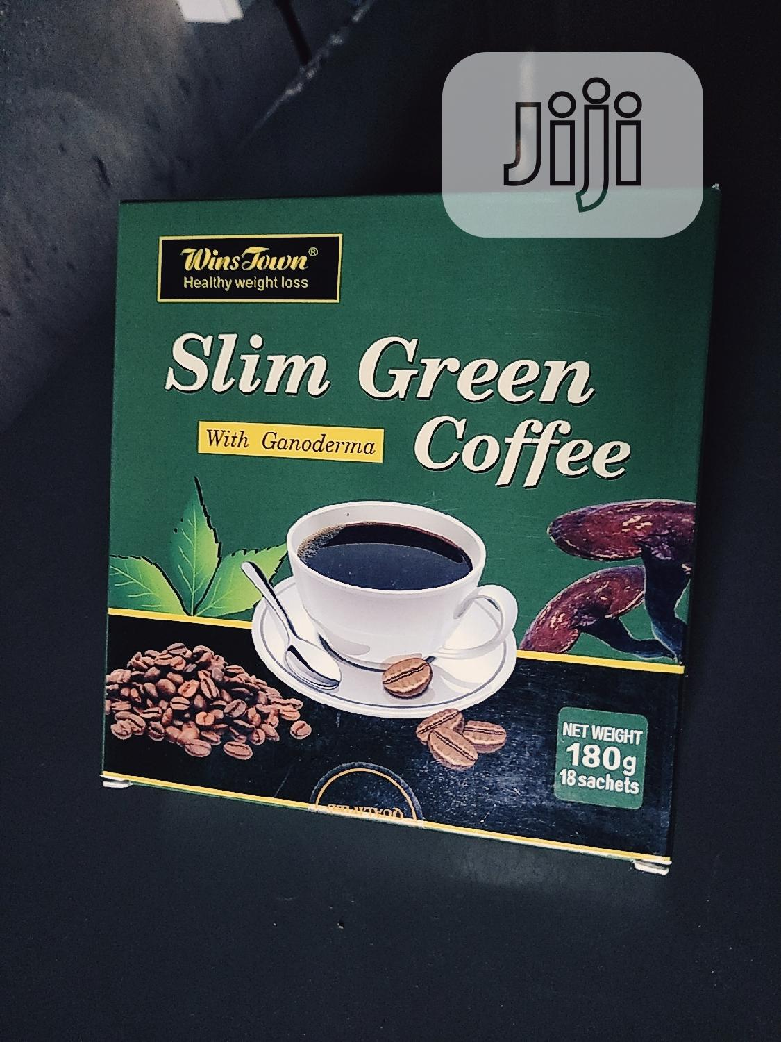 Archive: Slim Green Coffee