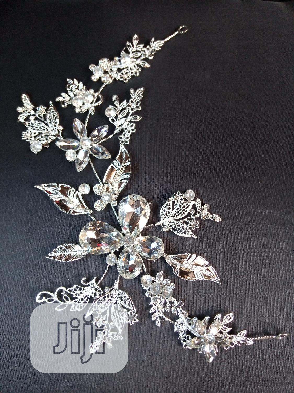 Luxury Bridal Hair Pice