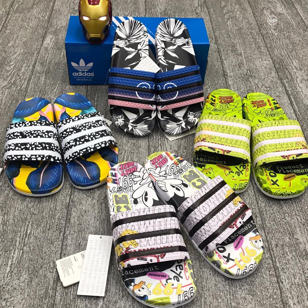 Adidas Flip Flops in Surulere - Shoes