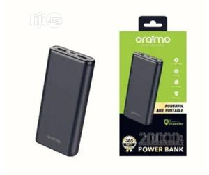 Power Bank 20000mah, Oraimo 20000mah Power Bank Titan | Accessories for Mobile Phones & Tablets for sale in Lagos State, Ikeja