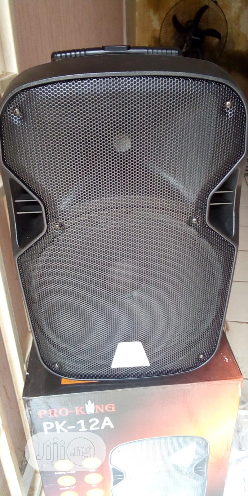 Pro-King Speaker | Audio & Music Equipment for sale in Lafia, Nasarawa State, Nigeria